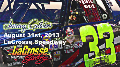 Jimmy Gilster, August 31st, 2013