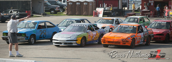 LaCrosse Speedway Practice, August 9th, 2014