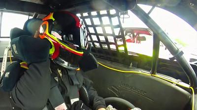Matt Henderson Practice, Qualifying, Dash July 5th, 2014