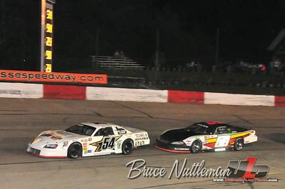 LaCrosse Speedway Racing, August 23rd, 2014