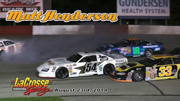 Matt Henderson, August 23rd, 2014