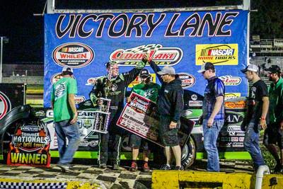 Cedar Lake Speedway, June 13th, 2015