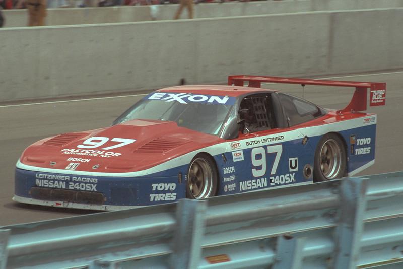 Leitzinger Nissan 240SX GTU