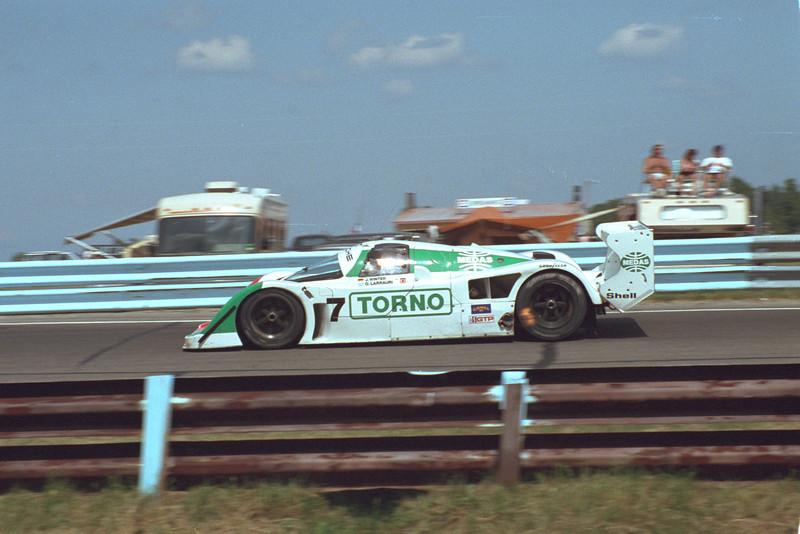 Winter/Larrauri Porsche 962