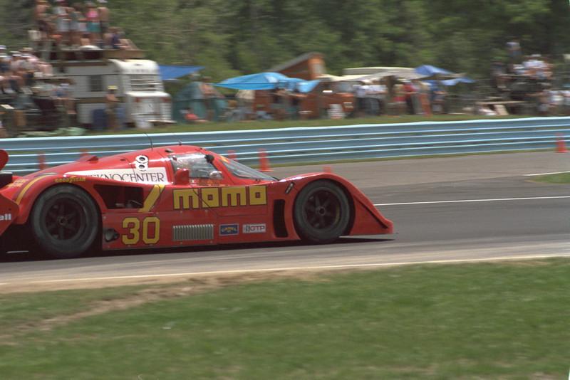 Moretti/Paul Momo Porsche 962