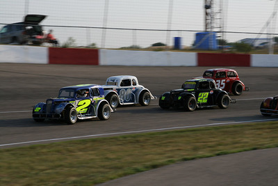 Legends July 21st at I-94 Speedway