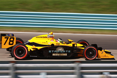 2010 Indy Cars at Watkins Glen (IRL)