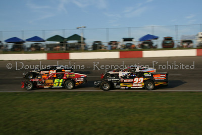 Mods July 14th at I-94 Speedway