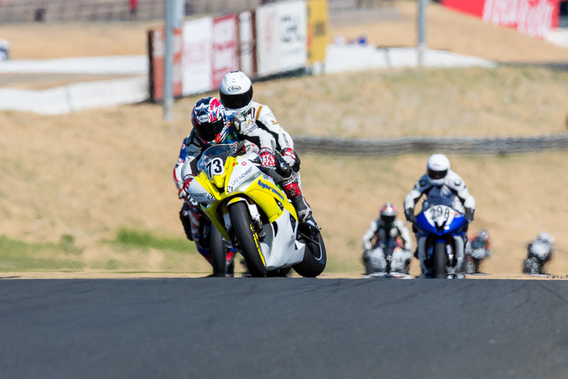 AFM Motorcycle Racing - Race12