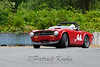Car # 44 Mitchel, Charly, 1969, Triumph TR6