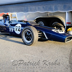 #72 1970 Titan FF Mark Vl , Blue, FF, Chris  Schoap, Group 4 Formula Fords72 1970 Titan FF Mark Vl , Blue, FF, Chris  Schoap, Group 4 Formula Fords