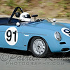 #91 1961 Porsche 356 S90, Blue, EP, Arthur Conner, Group 1a/2b small & medium bore production