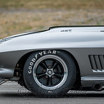 """16 Jim Gallaugher, 1967 Chevrolet Corvette"""