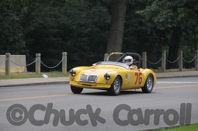 Pittsburgh Vintage Grand Prix  - Schenley Park - 2011  - Pittsburgh PA