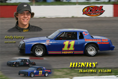 #11 Andy Henry