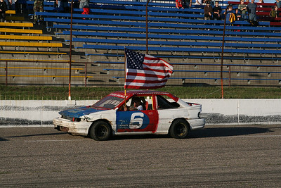 8_25_07 U-cars Bolstad, Peterson and Fitzpatrick win