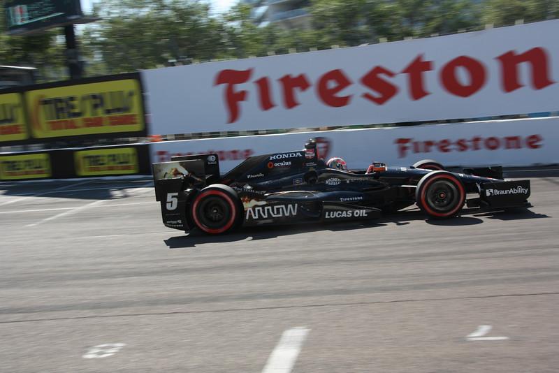 Grand Prix of St Petersburg 2015