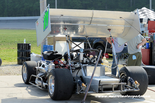 Winchester Speedway, 19 May 2013