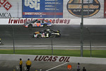 Irwindale Speedway. King Taco 200. NASCAR Grand Nationals West. July 22, 2006