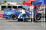 Irwindale Speedway. NASCAR Grand Nationals West & Auto Club Late Model Divisions. Practice and Qualifying sessions. July 21, 2006