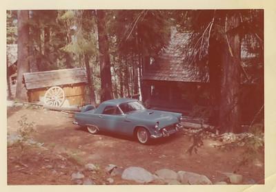 57 T Bird Lake Wenatchee Owen E Kinnard Cabin