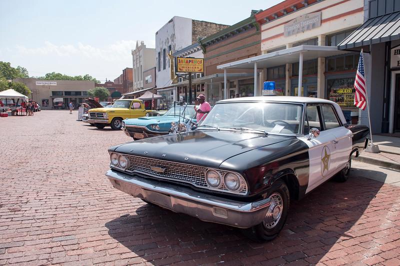 Auto and Music Show Farmersville Texas June 2018