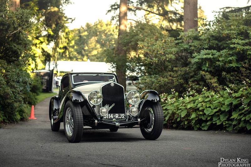 1933 Alfa Romeo 6C 1750 GS