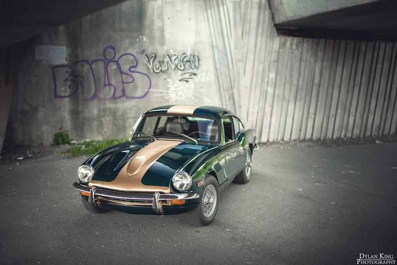 1969 Triumph GT6+