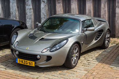 Lotus Elise Supercharged, 2008