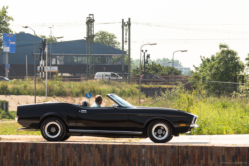 Ford Mustang Convertible 1968?
