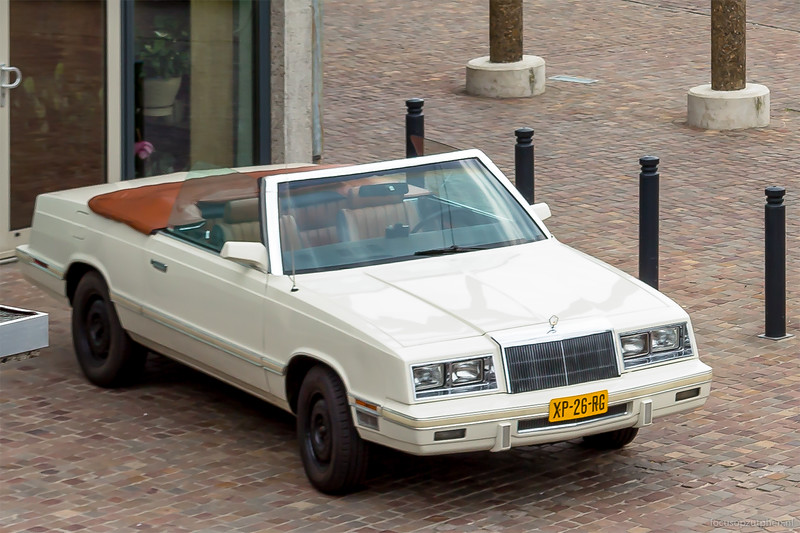 "Chrysler ""Le Baron"" 1982"