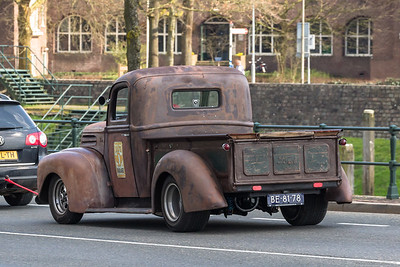 Ford Pick Up, 1947