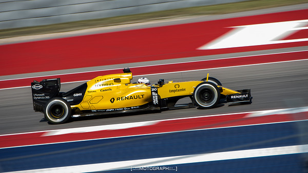 Kevin Magnussen of Team Renault Sport will be making the move to Haas Racing in 2017