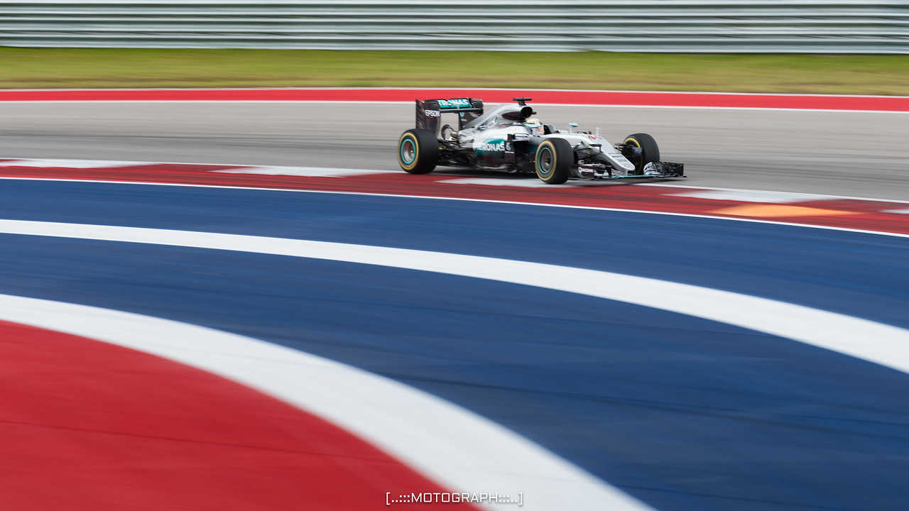 Lewis Hamilton makes it four in a row with the win at COTA.