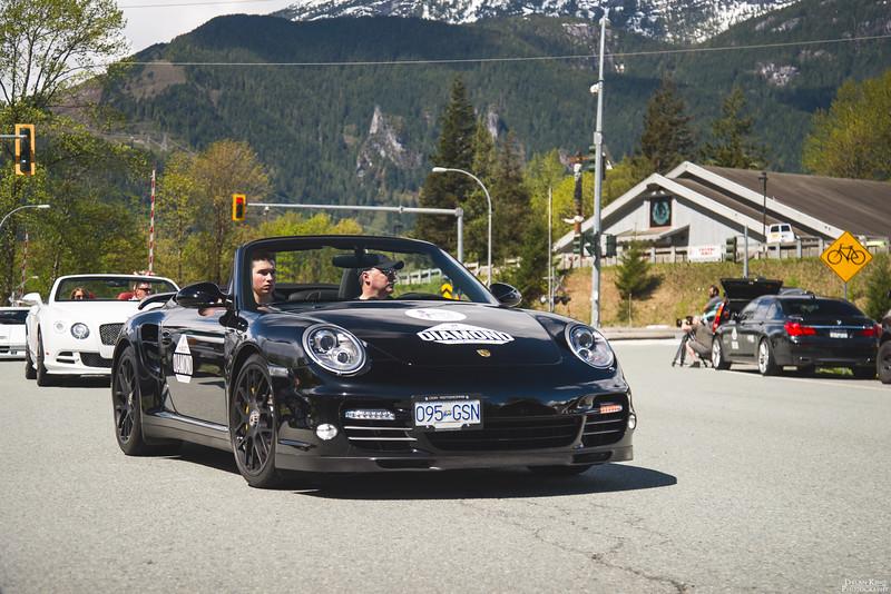 Porsche 997 Turbo Cabriolet