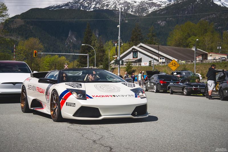 Lamboeghini LP640 Roadster