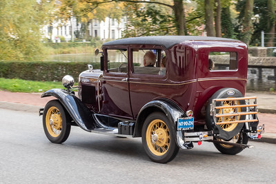 Ford A, 1931