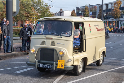 Renault Estafette 800, 1965