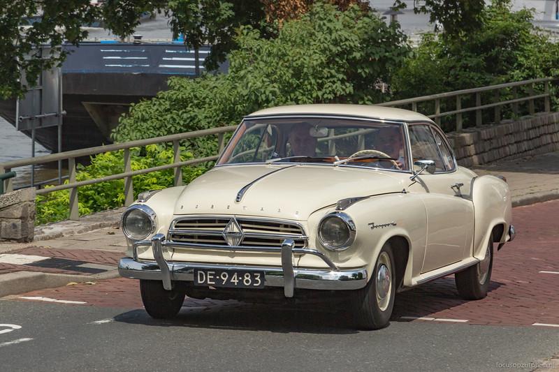 Borgward Isabella Coupe, 1964