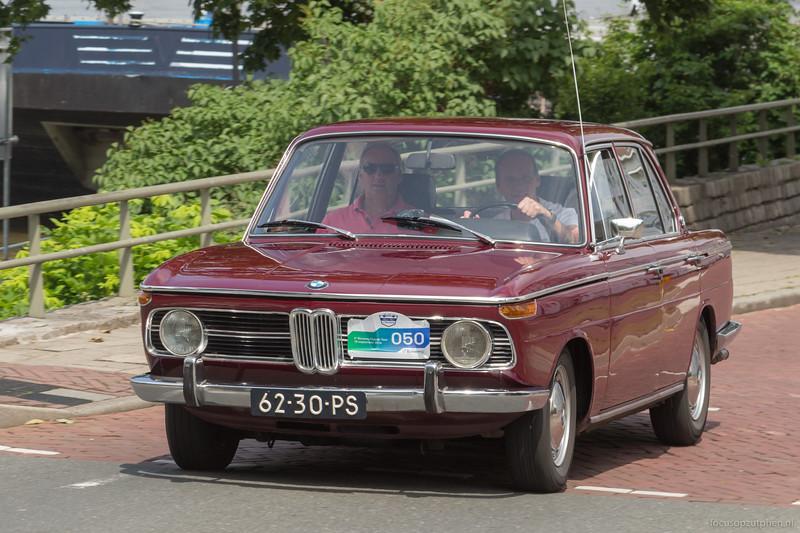 BMW 1800, 1971