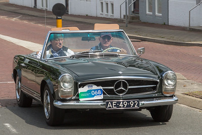 Mercedes-Benz 230 SL, 1967
