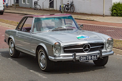 Mercedes-Benz 230 SL, 1965