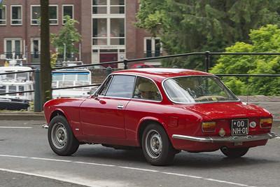 Alfa Romeo GT 1600 Junior, 1973