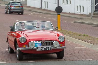 MG Cabriolet, 1963