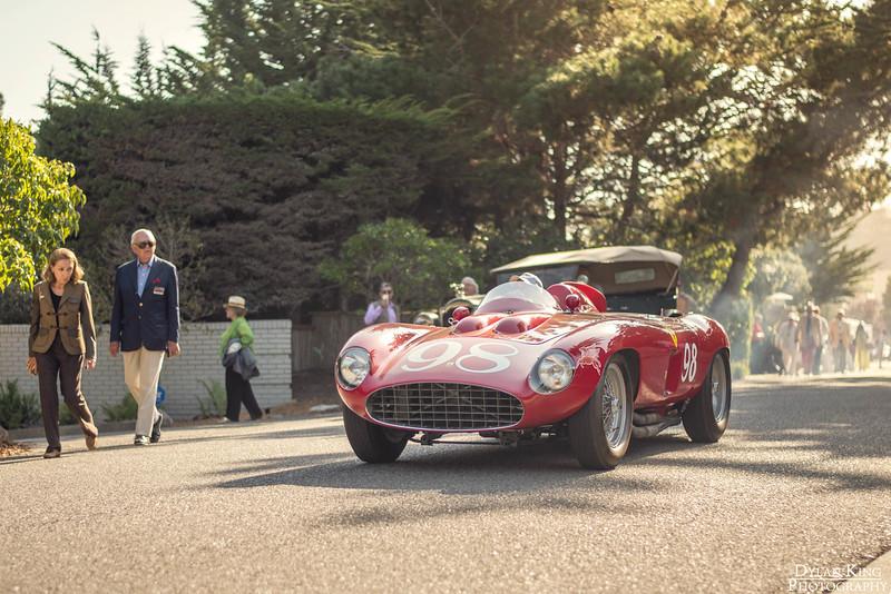1955 Ferrari 875 S