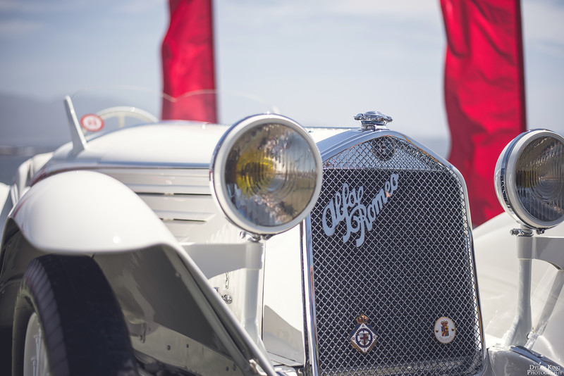 "1931 Alfa Romeo 6C 1750 Gran Sport Touring ""Flying Star"" Spider"