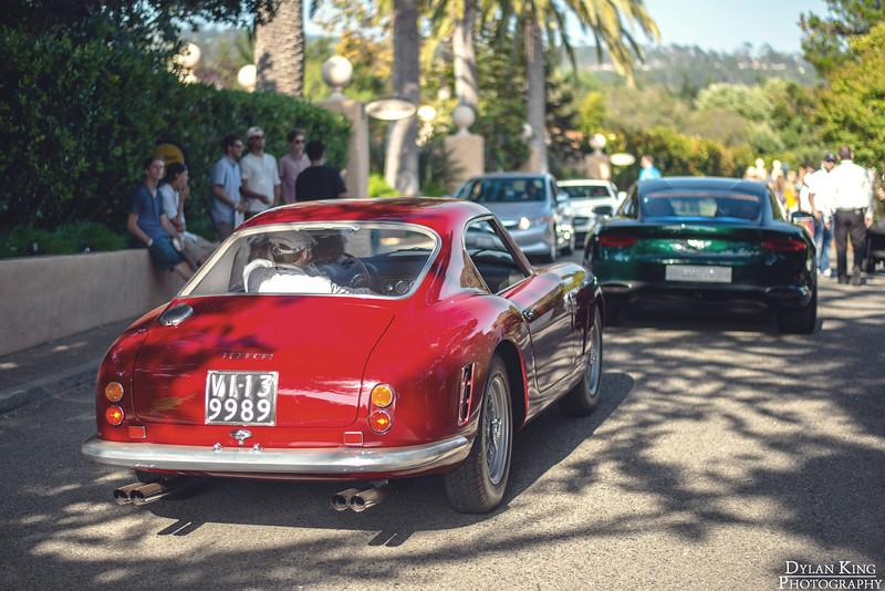 1960 Ferrari 250 GT SWB Scaglietti Berlinetta Competizione