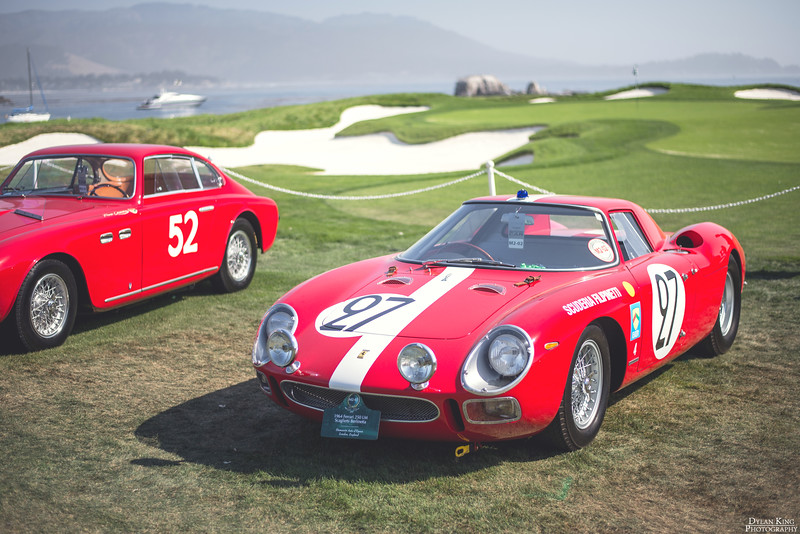 1964 Ferrari 250 LM  Scagliette Berlinetta