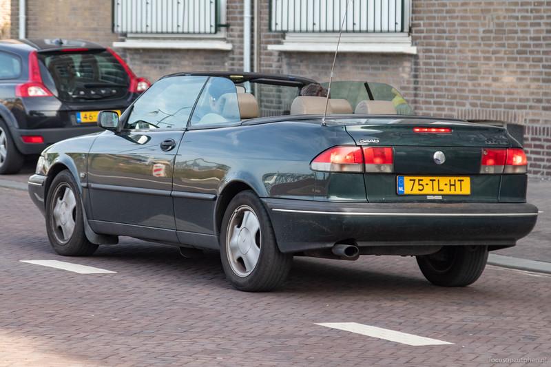 Saab 900SE convertible 1994