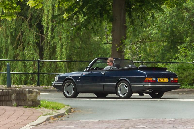 Saab 900 T 16, 1992